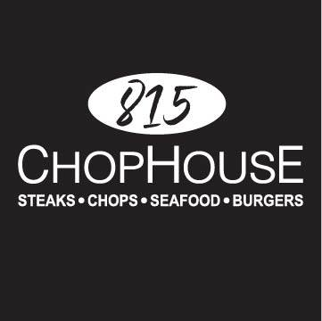 815 Chop House restaurant located in CRYSTAL LAKE, IL