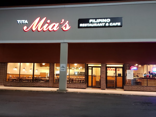 Tita Mia Filipino - Korean Restaurant & Cafe restaurant located in NILES, IL