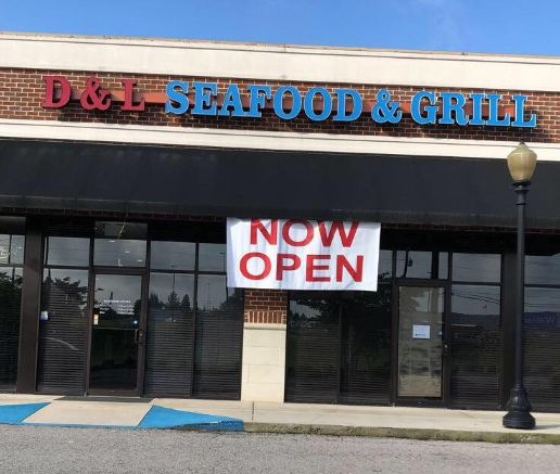 D & L Seafood And Grill restaurant located in ATHENS, AL