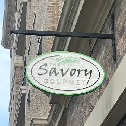 The Savory Gourmet Market restaurant located in ALPHARETTA, GA