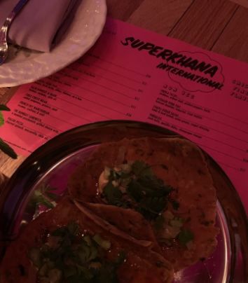 Superkhana International restaurant located in CHICAGO, IL