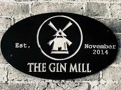 The Gin Mill restaurant located in DECATUR, IL