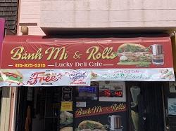 Banh Mi & Rolls restaurant located in SAN FRANCISCO, CA