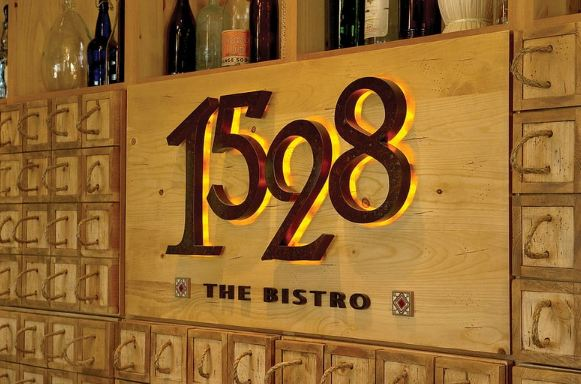 Bistro 1528 restaurant located in SAN TAN VALLEY, AZ