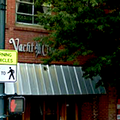 Asheville Yacht Club restaurant located in ASHEVILLE, NC