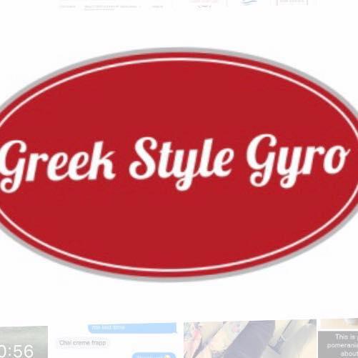 Greek Style Gyro