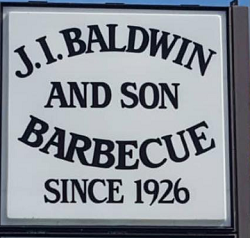 Baldwin J I & Son Pit Barbecue restaurant located in SPRINGFIELD, TN