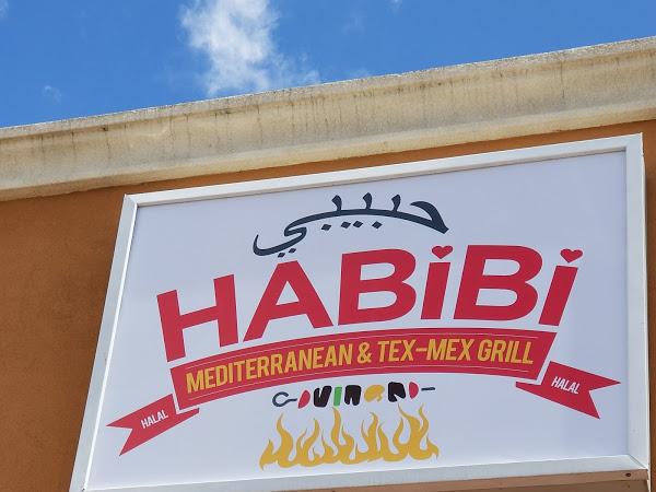 Habibi Mediterranean And Texmex Grill restaurant located in BROWNSVILLE, TX