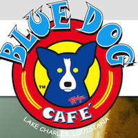 Blue Dog Cafe restaurant located in LAKE CHARLES, LA