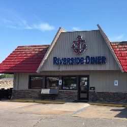 Riverside Diner restaurant located in OTTAWA, KS