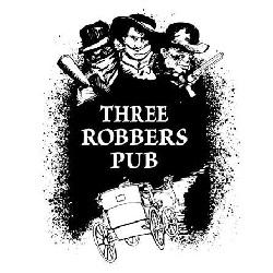 Three Robbers Pub restaurant located in BOWDOINHAM, ME