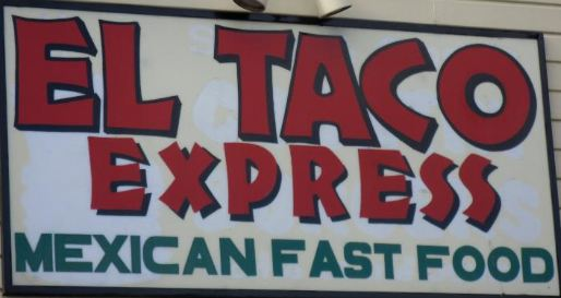El Taco Express restaurant located in SPRINGFIELD, OR