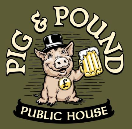 The Pig And Pound Public House restaurant located in REDMOND, OR