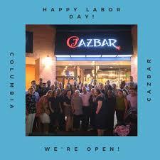 Cazbar restaurant located in COLUMBIA, MD