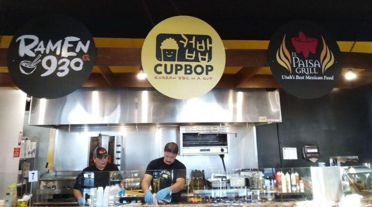 Cupbop - Ramen 930° - El Paisa restaurant located in LAYTON, UT