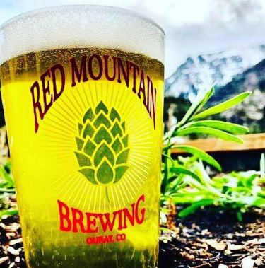 Red Mountain Brewing restaurant located in OURAY, CO