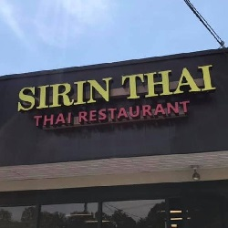 Sirin Thai restaurant located in GREENVILLE, SC