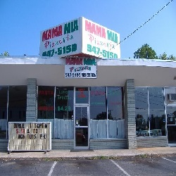 Mama Mia Pizzeria restaurant located in PELZER, SC