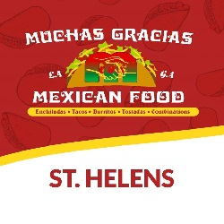 Muchas Gracias Mexican Food restaurant located in ST HELENS, OR