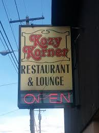 Kozy Korner Restaurant restaurant located in ST HELENS, OR
