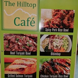 Hilltop Cafe restaurant located in TIGARD, OR