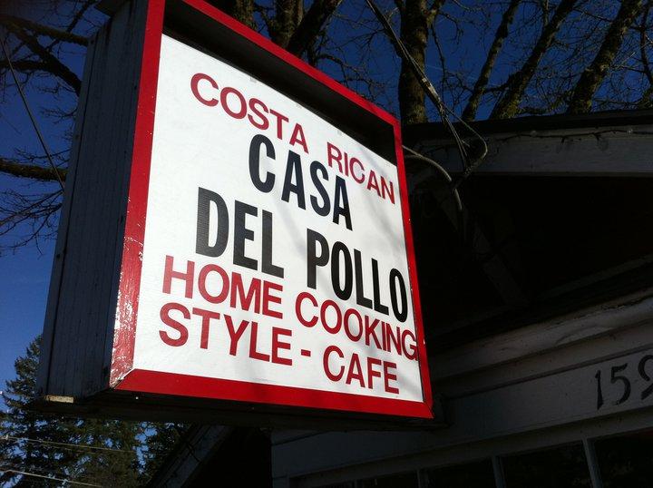 Casa del Pollo restaurant located in LAKE OSWEGO, OR