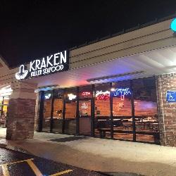 Kraken Killer Seafood restaurant located in SPRINGDALE, AR