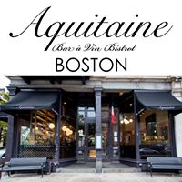 Aquitane restaurant located in BOSTON, MA