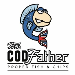 The CODfather, Proper Fish & Chips restaurant located in NORTH CHARLESTON, SC