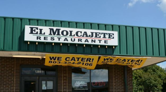El Molcajete restaurant located in ROCK HILL, SC
