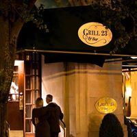 Grill 23 restaurant located in BOSTON, MA
