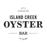 Island Creek Oyster Bar restaurant located in BOSTON, MA