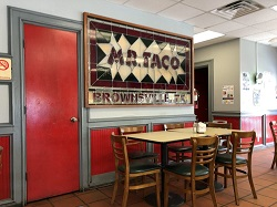 Mr Taco restaurant located in BROWNSVILLE, TX