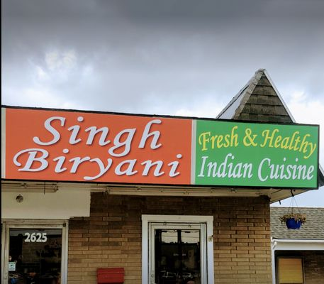 Singh Biryani restaurant located in CUYAHOGA FALLS, OH