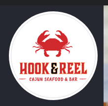 Hook & Reel Cajun Seafood & Bar restaurant located in FAYETTEVILLE, NC