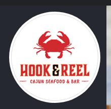 Hook & Reel Cajun Seafood & Bar restaurant located in FAYETTEVILLE, NC
