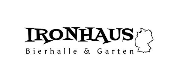 Ironhaus Bierhalle & Garten restaurant located in LEAWOOD, KS