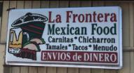 La Frontera restaurant located in REDMOND, OR