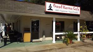 Good Karma Cafe restaurant located in GULFPORT, MS