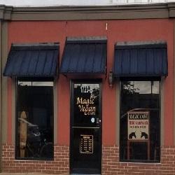 Magic Vegan Cafe restaurant located in GULFPORT, MS