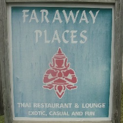 Far Away Places restaurant located in MERIDIAN, MS