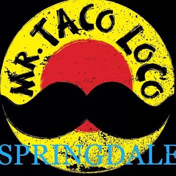 Mr. Taco Loco restaurant located in SPRINGDALE, AR