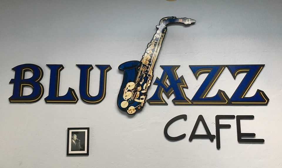 Blu Jazz Cafe restaurant located in HATTIESBURG, MS