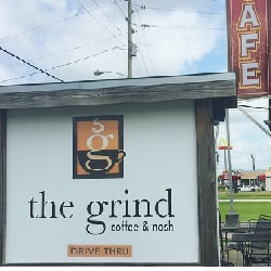 The Grind Coffee and Nosh restaurant located in BILOXI, MS