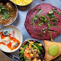 Pondicheri restaurant located in HOUSTON, TX