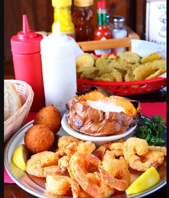 Catfish Charlie restaurant located in GULFPORT, MS