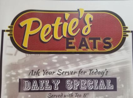 Peties Eats Downtown restaurant located in GULFPORT, MS
