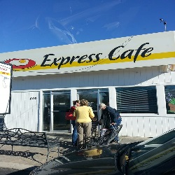 Express Cafe restaurant located in MERIDIAN, ID