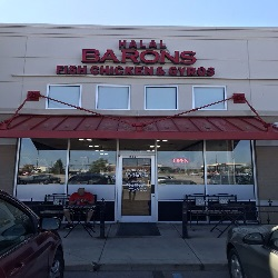 Halal Barons Fish and Chicken restaurant located in FISHERS, IN