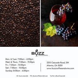 BUZZ  restaurant located in ATLANTA, GA